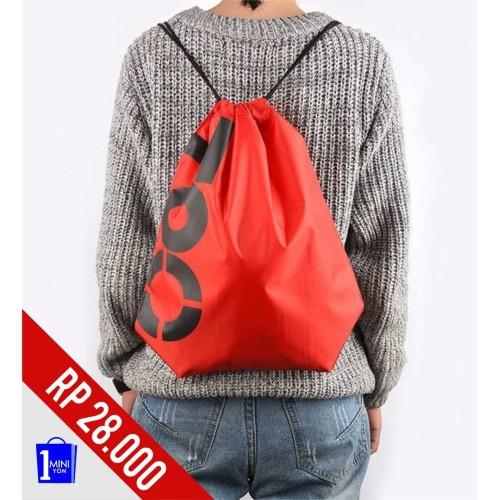 Foto Produk Tas Serut Ransel-Tas Serut Multifungsi-Backpack Bag-Fashion Pria-156 dari 1MINIYON