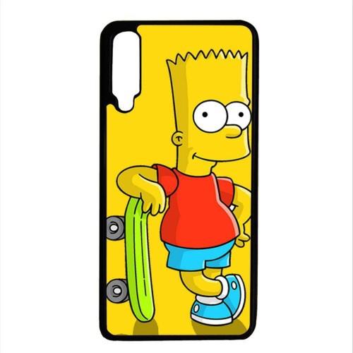 Foto Produk Hardcase Casing Premium Samsung Galaxy A7 2018 Simpsons With Oke Bos dari Koko Shoes Stores