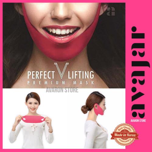 Foto Produk [SALE] AVAJAR Perfect V Lifting Premium Mask - 1 pcs dari Avaron Store
