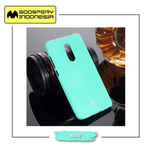 Foto Produk GOOSPERY Xiaomi Note 4 / Note 4X Pearl Jelly Case - Mint dari Goospery Indonesia