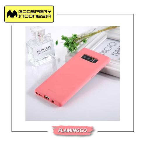 Foto Produk GOOSPERY Samsung Galaxy A8 Star / A9 Star G855 Soft Feeling Jelly Case - Flamingo dari Goospery Indonesia