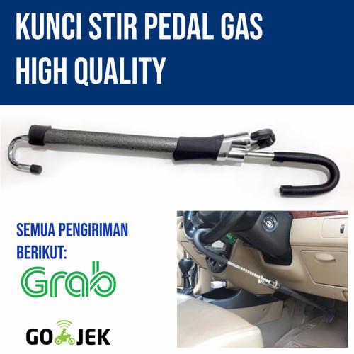Foto Produk Kunci Stir Mobil Pengait Stir Dan Rem dari Bright Auto Accesories