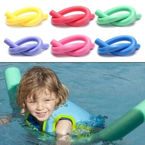 Foto Produk hollow swimming swim pool noodle water float aid float for children an dari Random Shop O