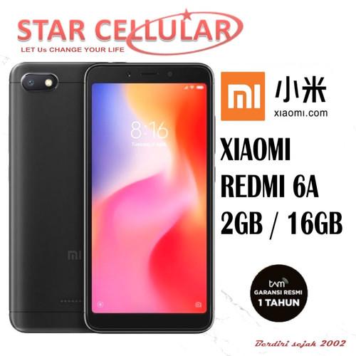 Foto Produk XIAOMI REDMI 6A 2/16GB TAM - BLACK dari StarCellular B2B