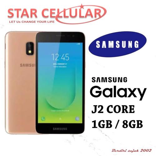 Foto Produk SAMSUNG GALAXY J2 CORE 1/8GB GOLD - GRS RESMI dari StarCellular B2B