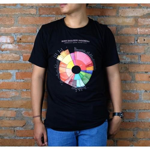 Foto Produk Seniman Coffee / T-Shirt Roda Rasa dari Seniman Coffee