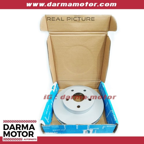 Foto Produk DISC BRAKE DEPAN TOYOTA INNOVA BENSIN DIESEL BR2715 dari DARMA AUTOMOTIVE PARTS