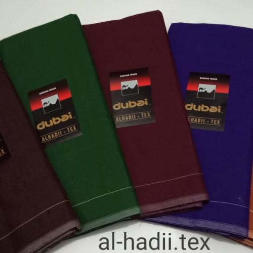 Foto Produk sarung tenun polos dari sarung tenun murah