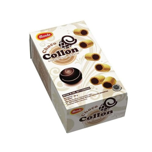 Foto Produk Monde Choco Collon 50 gr dari jubair kamal
