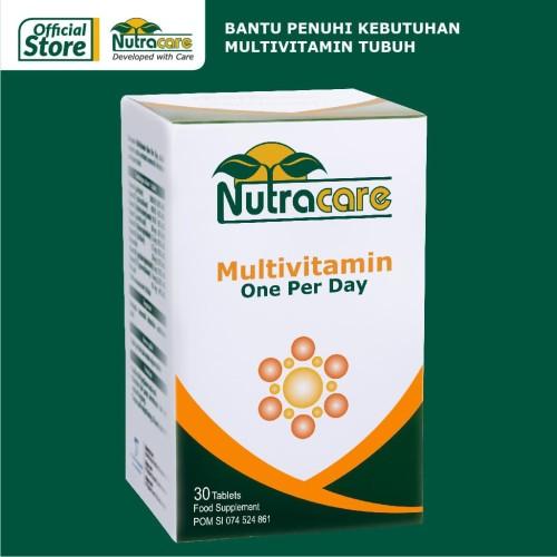 Foto Produk Nutracare Multivitamin One per day 30 tablet dari Konimex Store