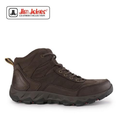 Foto Produk Sepatu Jim Joker Pure Boots Brown Coffe Pria Original dari Modsos