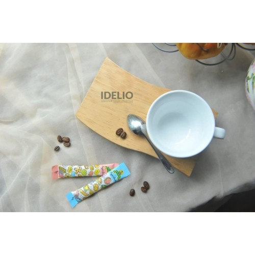Foto Produk Tatakan Kopi / Wood Coffee Tray dari IDELIOID