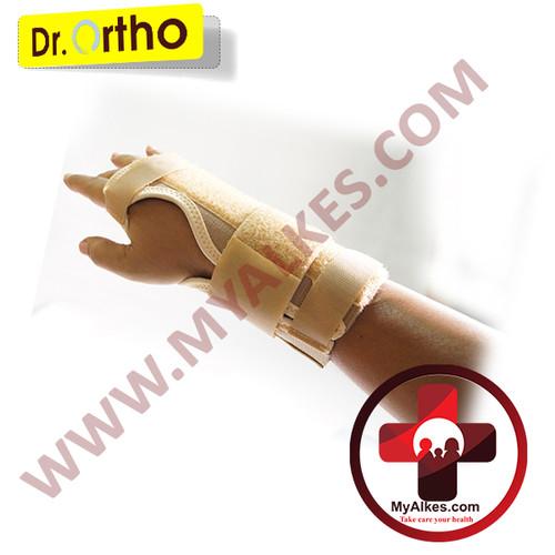 Foto Produk Deker Tangan Wrist Splint Brace WH-301 Dr. Ortho - S dari Arnez de Lourdes