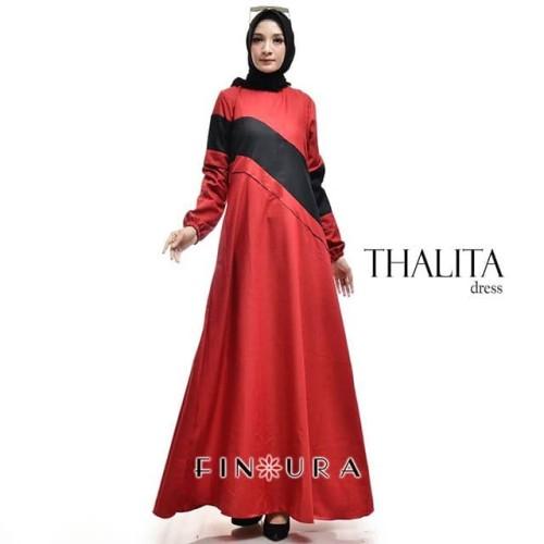 Foto Produk Thalita Dress by Finoura dari finoura
