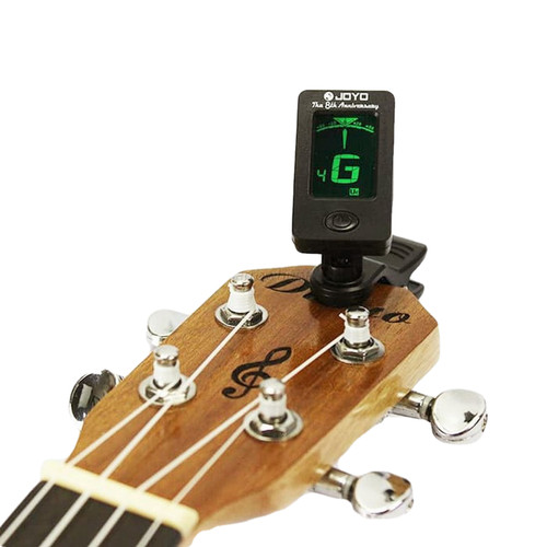 Foto Produk Tuner Gitar Digital Joyo JT-01 Clip On Chromatic Guitar Bass Ukulele dari Grandia Shop