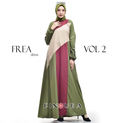 Foto Produk Frea Dress by Finoura dari finoura