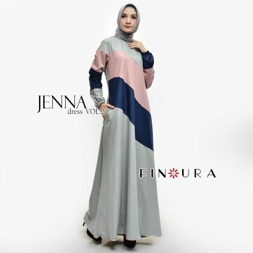 Foto Produk Jenna Dress by Finoura dari finoura