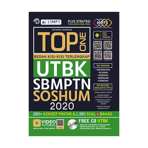 Foto Produk TOP ONE Bedah Kisi-kisi Terlengkap SBMPTN Soshum 2020 dari Bukku