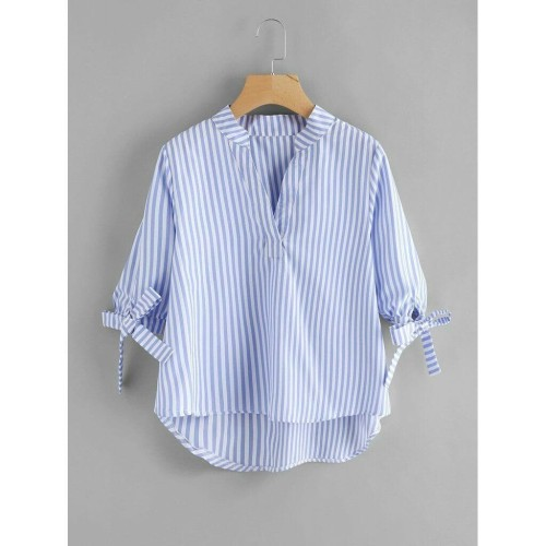 Foto Produk Julia Blouse Jumbo Blue [Baju Atasan Wanita 0133] SGD dari Super Model