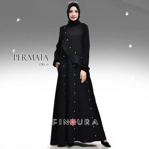 Foto Produk Permata Dress by Finoura dari finoura