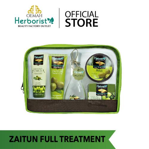 Foto Produk Herborist Paket Zaitun Full Treatment dari Oemah Herborist
