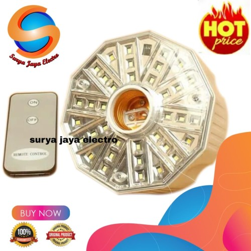 Foto Produk piting / fiting lampu emergency remote, POWERBANK HARGA PABRIK dari surya jaya electro