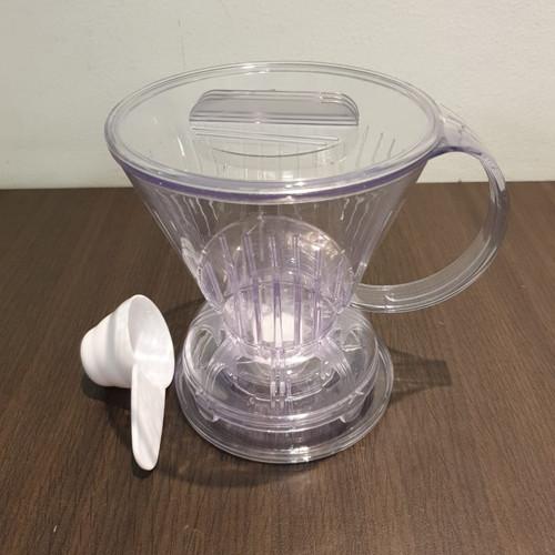 Foto Produk Clever Dripper Coffee 1to4 cup ABID 103 Smart Dripper FREE FILTERPAPER dari ViralShop87