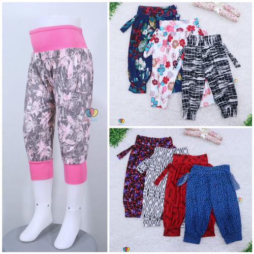 Foto Produk Aladin Motif 7-12 TH / Celana Anak Perempuan Murah Girls Pants Harian - 9-12 tahun dari Kios Balita Fawa