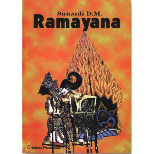 Foto Produk Ramayana (Sunardi D.M.) - Balai Pustaka dari Balai Pustaka