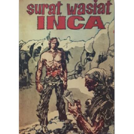 Foto Produk Surat Wasiat Inca jilid 2 Penulis: Karl May dari Balai Pustaka