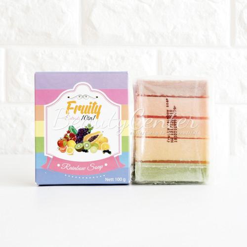 Foto Produk Sabun Fruity 10in1 / Fruitamin BPOM / Rainbow Soap dari Beauty-Center