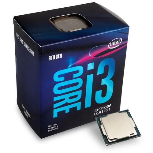 Foto Produk Intel Core i3-9100F 9th Generation 3.6Ghz Up To 4.2Ghz LGA 1151 dari MAXCOM ONLINE