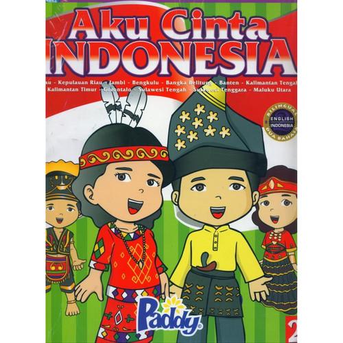 Foto Produk Aku Cinta Indonesia - Paddy dari 180 christian store