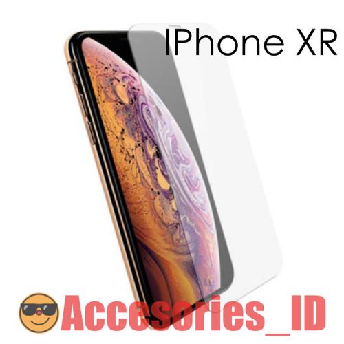 Foto Produk Tempered Glass Iphone XR X R IphoneXR Screen Guard TemperedGlass dari Accesories_ID
