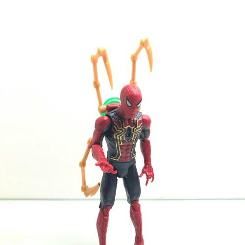 Foto Produk Mainan Action Figure Avengers Spiderman- Iron Spider Endgame dari toysmaniac