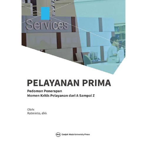 Foto Produk Pelayanan Prima dari UGM Press Online