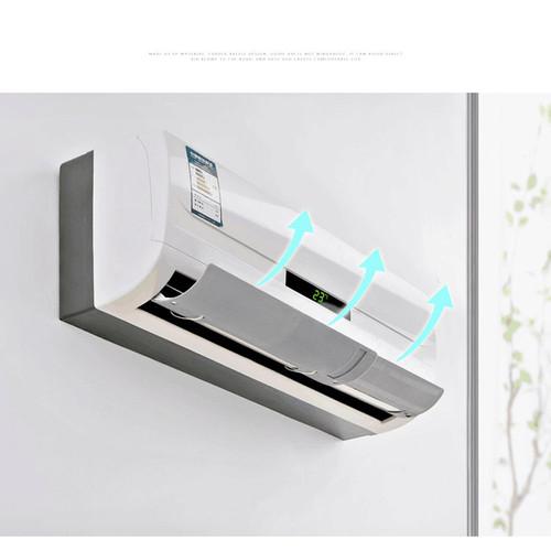 Foto Produk AC Air Screen Cover Reflektor Talang Penahan Hembusan Angin Flexible dari BEST SHOP GROSIR