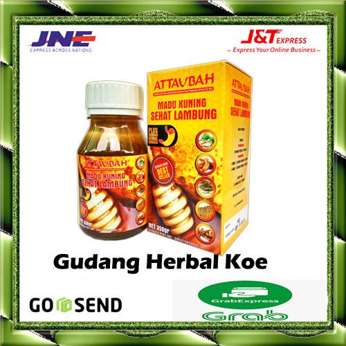 Foto Produk Attaubah - Madu Kuning Sehat Lambung dari Gudang Herbal Koe