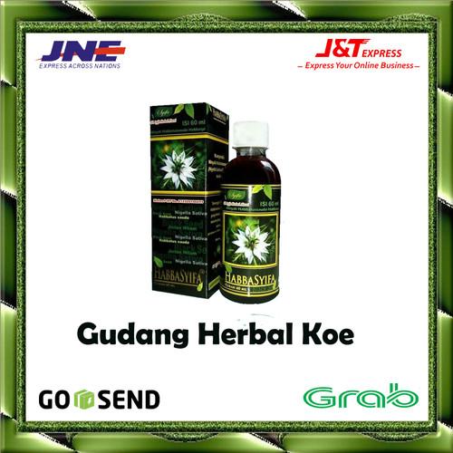 Foto Produk Habbasyifa - Habbatussauda Cair 60 ml - Habbatusauda dari Gudang Herbal Koe