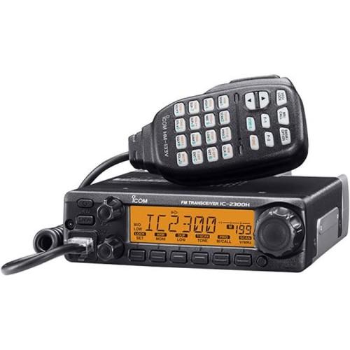 Foto Produk Icom IC-2300H FM Transceiver VHF 65W Baru Garansi 1 Th IC2300 IC2300H dari Hanika Communication