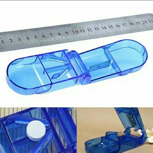 Foto Produk Alat pemotong obat atau tablet cutter alat potong obat potong pil dari Kreisler Shop