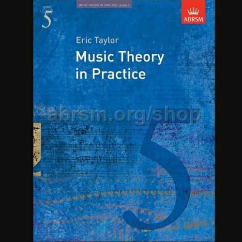 Foto Produk Music Theory in Practice Grade 5 ABRSM Buku Latihan Ujian Teori Musik dari WoodenBox