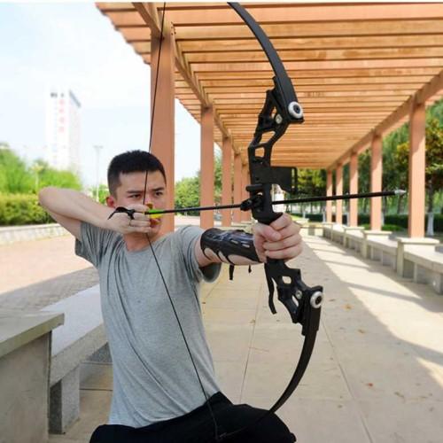 Foto Produk Promo Busur Panah Hunting Archery Bow 30-45 LBS - SA Bagus dari SERDADU GROSIR