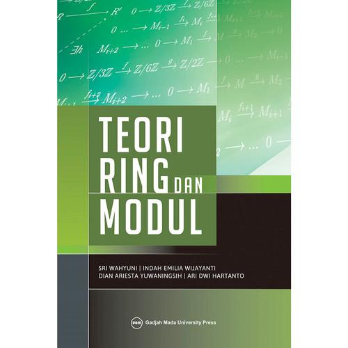Foto Produk Teori Ring dan Modul dari UGM Press Online