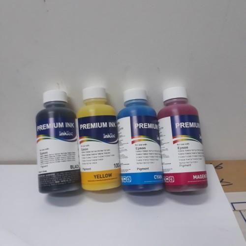 Foto Produk Tinta Pigment E0013 Inktec For use Epson - Kuning dari Mitra Printer Roxy