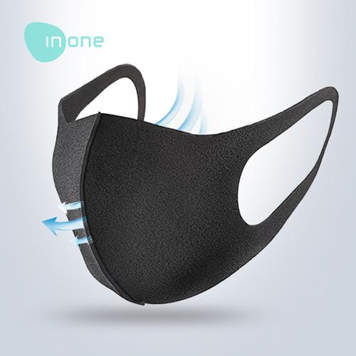 Foto Produk Inone Masker Kain Kesehatan Breathable dan Comfortable Anti Bakteri dari Inone Official Shop