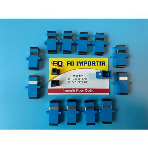 Foto Produk Adapter SC ADAPTOR SC/OPTIK/OPTIC/FO/FIBER (BAGUS) JAMIN BISA DIPAKE dari FO IMPORTIR