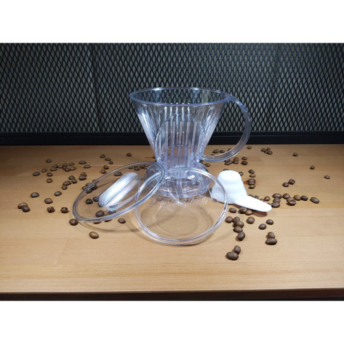 Foto Produk TEKOPI Clever DripperCoffee 1to4 cup ABID 103 Dripper FREE FILTERPAPER dari tekopi.id
