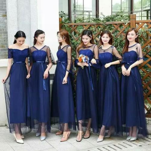 Foto Produk Baju pesta bridesmaid wanita korea dari Chencolection