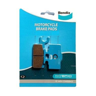 Foto Produk Bendix MD34 kampas depan Kawasaki KSR Bendix Brake disk MD 34 dari O2 OnlineShop